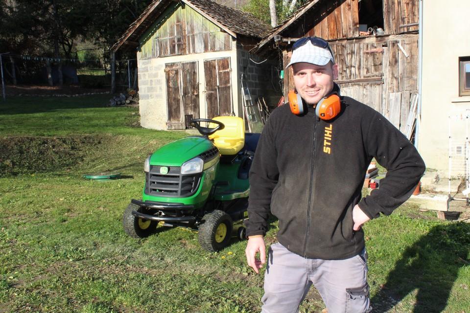 Genevey entretien espaces verts et jardin